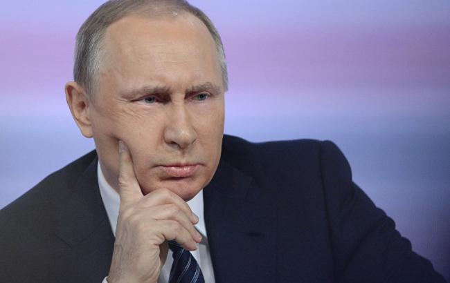 """Фото: Путін збирає """"передвиборну команду"""""""