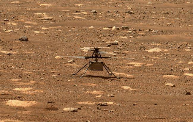 Гелікоптер NASA не зміг здійснити четвертий політ на Марсі