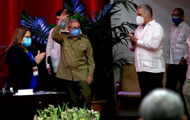 На Кубі назвали ім'я наступника Рауля Кастро