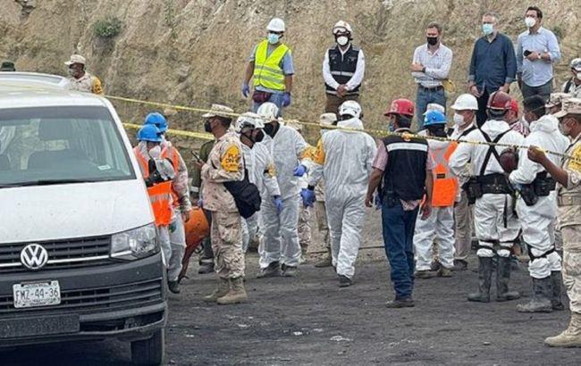 У Мексиці обвалилася шахта: ніхто з гірників не вижив