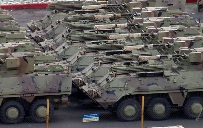 Из 88 поставленных в Ирак украинских БТР-4 завелись только 56 машин