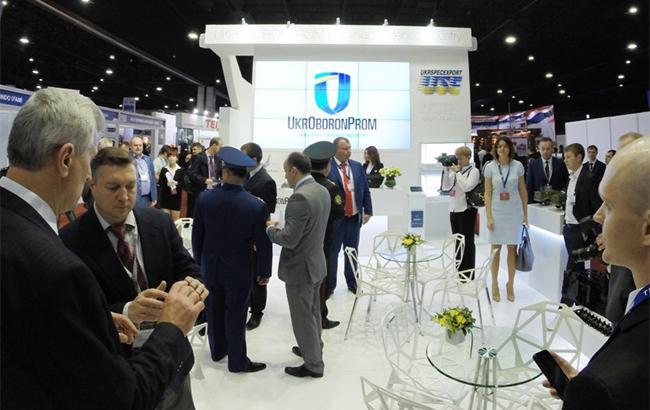 """""""Укроборонпром"""" піднявся на 62 місце рейтингу світових виробників зброї"""