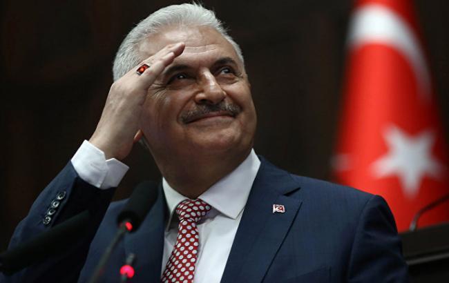 Фото: премьер-министр ТурцииБинали Йылдырым
