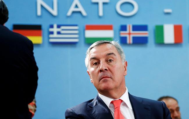 Фото: прем'єр-міністр Чорногорії Мило Джунакович