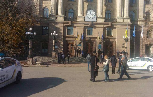 Фото: николаевский горсовет (facebook.com/UA.National.Police.Nikolaev)
