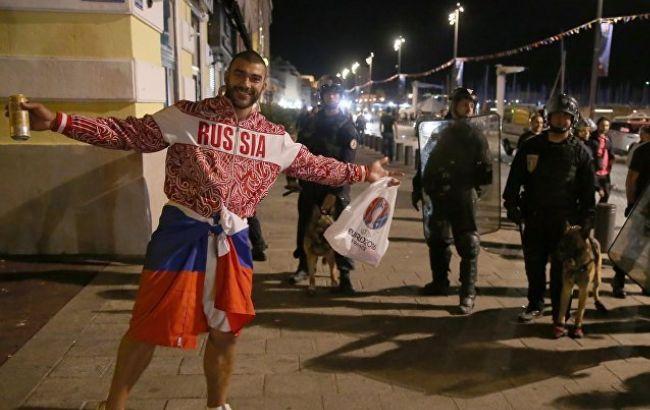 Фото: русские в Европе