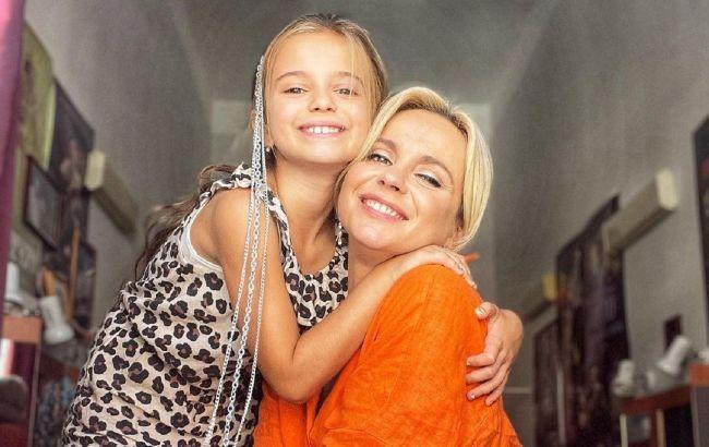 Копія мами: Лілія Ребрик показала підрослу красуню-дочку в день її народження