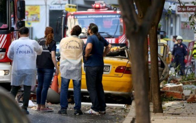 У Стамбулі пролунав вибух, є жертви
