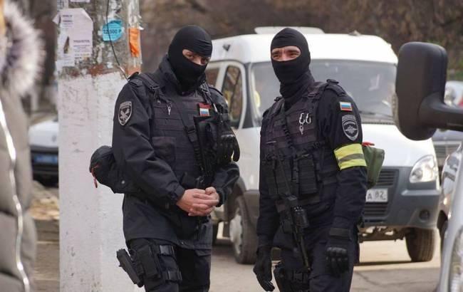 В окупованому Криму провели ряд обшуків