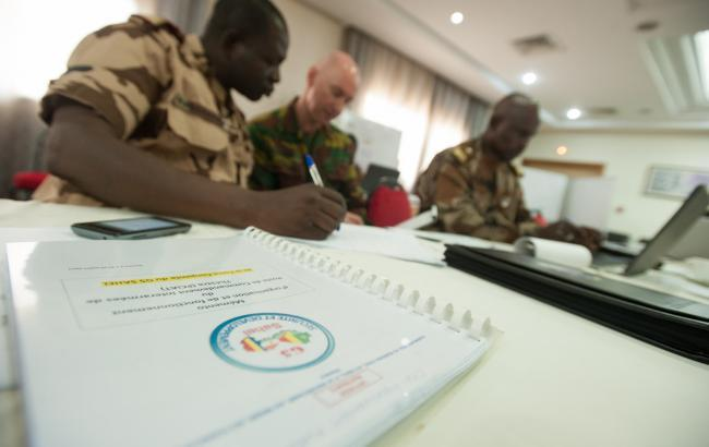 У Малі невідомі напали на штаб-квартиру G5 Sahel