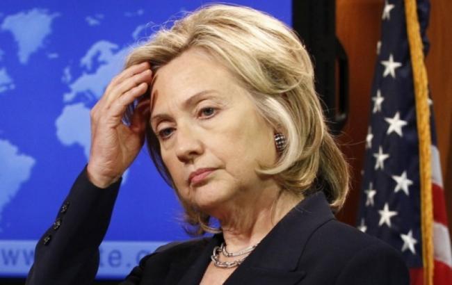 Фото: Хіларі Клінтон (journalby.com)