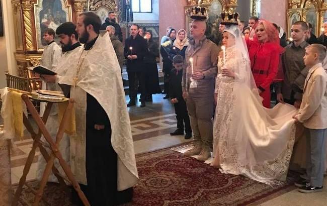Фото: Венчание (facebook.com/zaharprilepin)