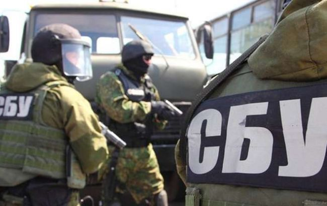 Фото: СБУ обвиняет 4 задержанных в попытке совершения терактов на Львовской железной дороге