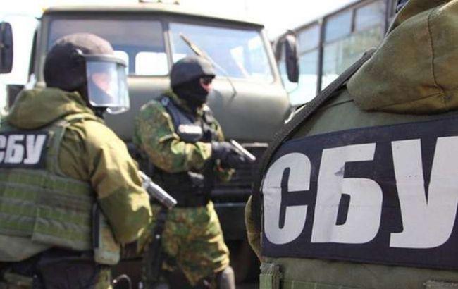Фото: СБУ затримали голову та членів информсети бойовиків ДНР