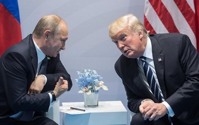 Трамп на встрече с Путиным обсудит вмешательство РФ в выборы США в 2016 году