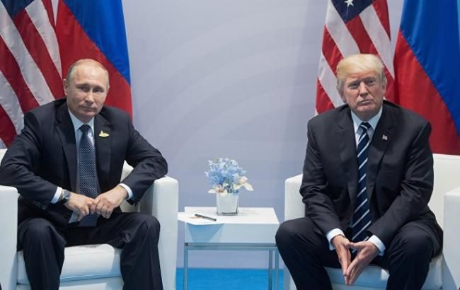 США і Росія визначили дату і місце зустрічі Трампа і Путіна