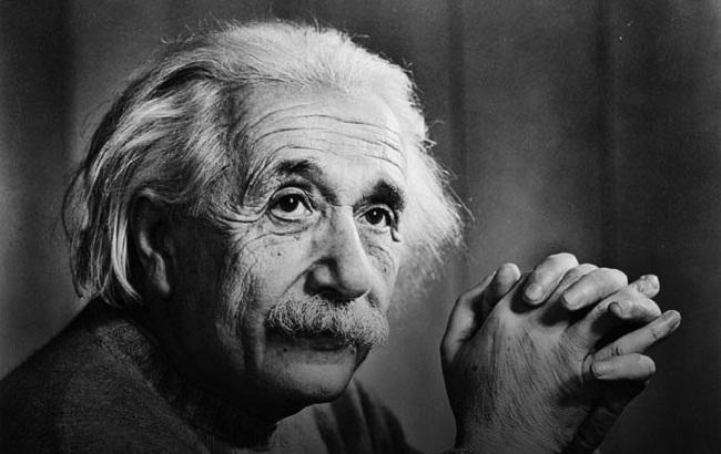 Фото: Альберт Энштейн