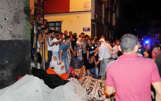 Фото: в Сирии на свадьбе произошел взрыв