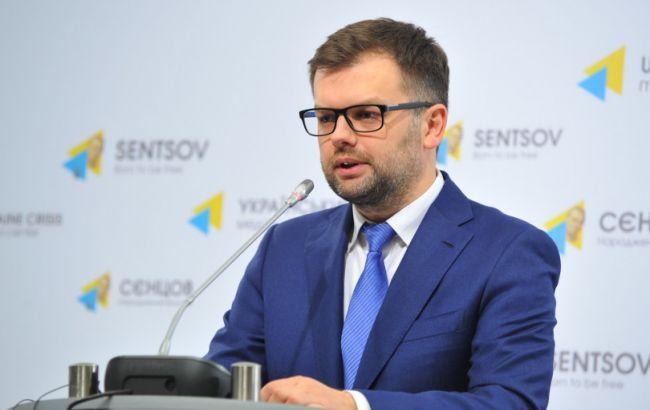 Фото: голова Держрибагентства Ярема Ковалів