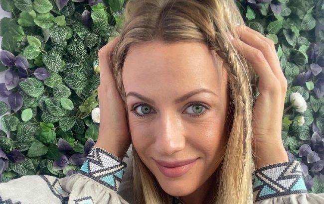 Тобі личить: Леся Нікітюк заінтригувала несподіваними фото з пологового будинку