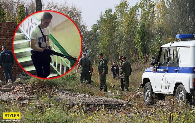 Трагедия в Керчи: появились новые данные о действиях стрелка перед взрывом