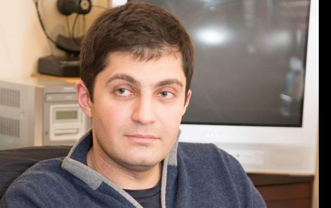 Фото: заместитель генпрокурора Давид Сакварелидзе