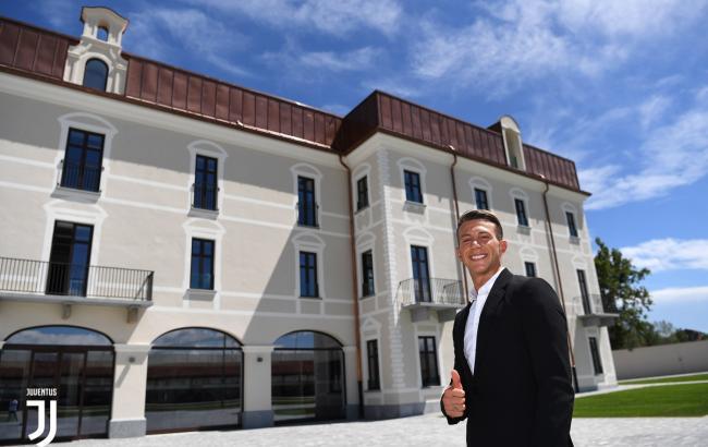 Фото: Федеріко Бернардескі (juventus.com)