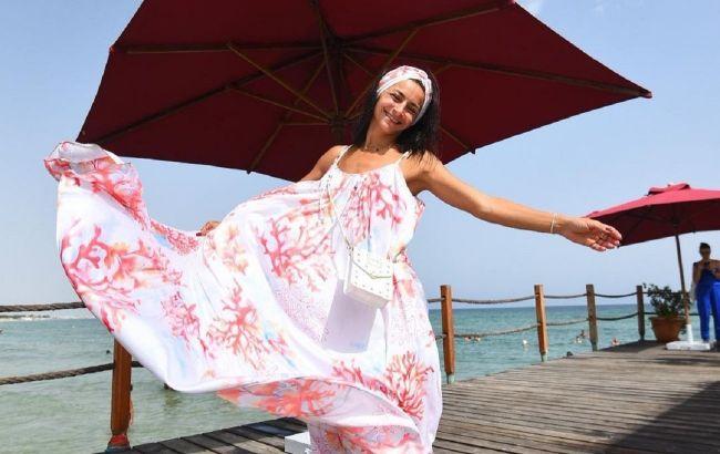 """Звезда """"Танцев со звездами"""" раскрыла плюсы отдыха в Тунисе и показала красочные фото"""