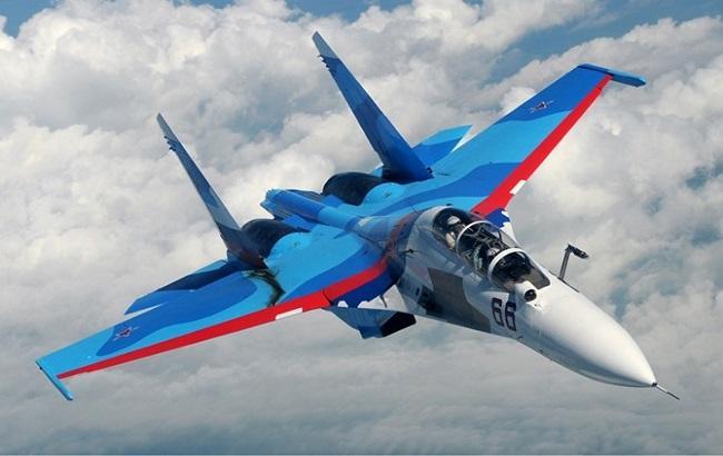 Фото: российский самолет