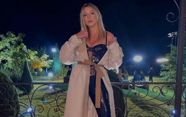 Кім була права: Леся Нікітюк звела з розуму спокусливими фото в латексному костюмі