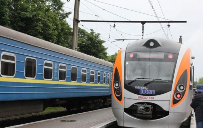 ВКиеве запустят поезд святого Николая