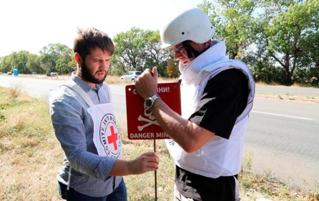 Червоний Хрест: не менше 2 тисяч людей зникли безвісти в Україні з початку конфлікту