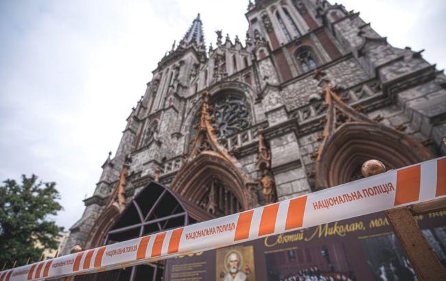 Восстановление костела Святого Николая в Киеве начнется в октябре, - Минкульт