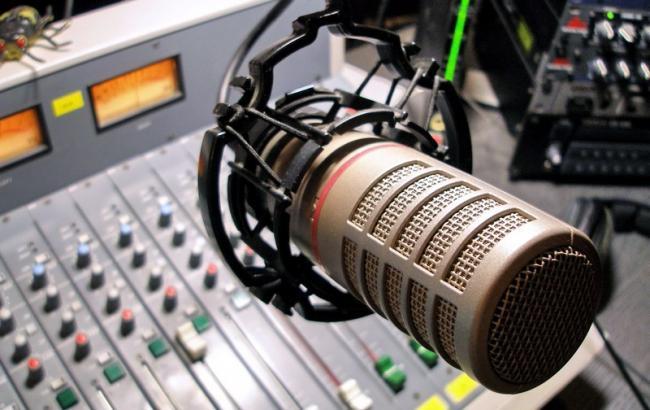 Фото: украинское радиовещание в Крыму