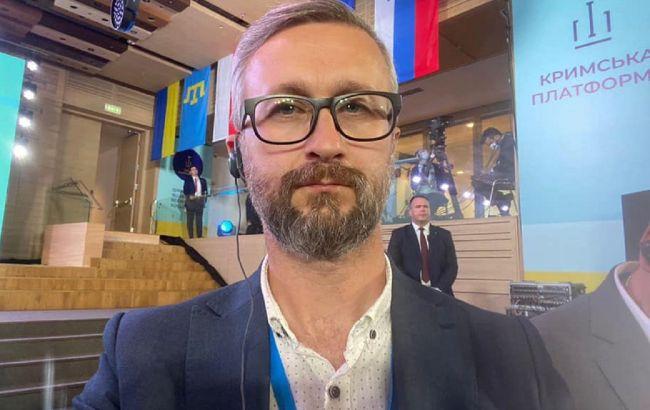 У Зеленского связывают задержание заместителя главы Меджлиса с участием в Крымской платформе
