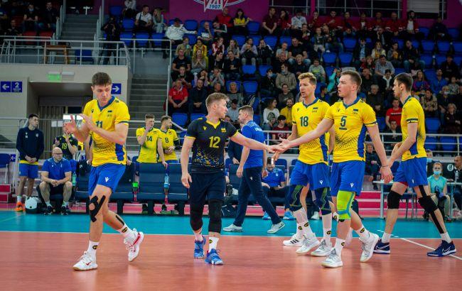Волейбол. Сборная Украины уступила России в 1/8 финала и покинула Чемпионат Европы