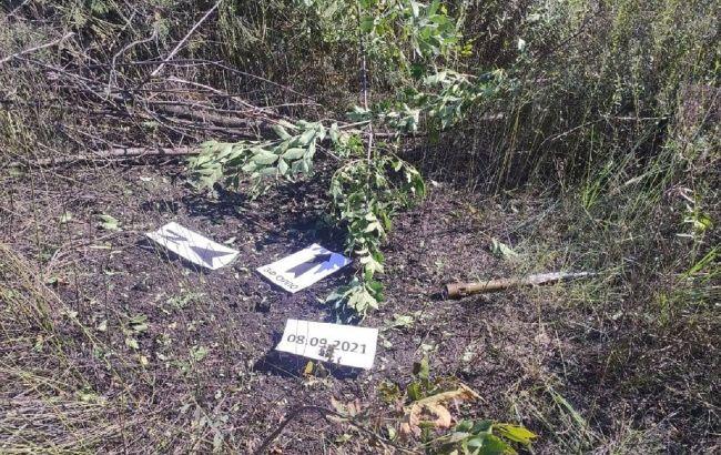 Боевики снова осуществили дистанционное минирование на Донбассе