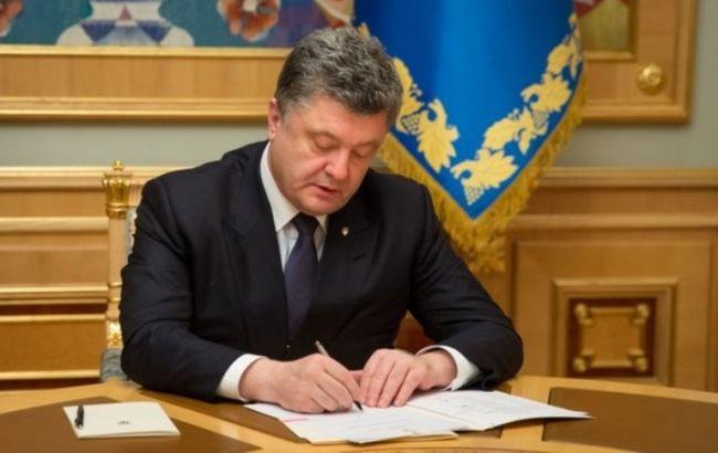 Порошенко одобрил выделение ₴10 млн гумпомощи Молдове для борьбы споследствиями непогоды
