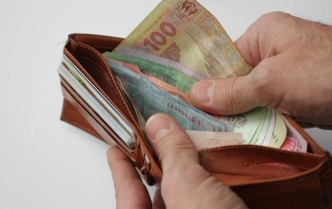 Фото: украинцы высказались за повышение минимальной зарплаты