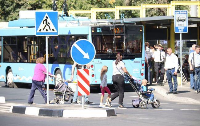 В Днепре запустили удлиненный троллейбусный маршрут