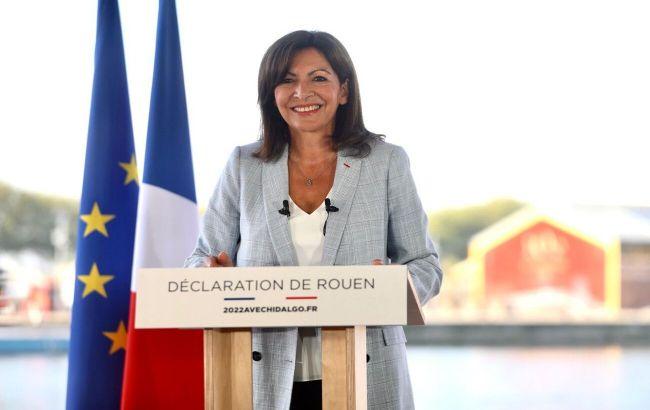 Мер Парижа вирішила балотуватися на пост президента Франції