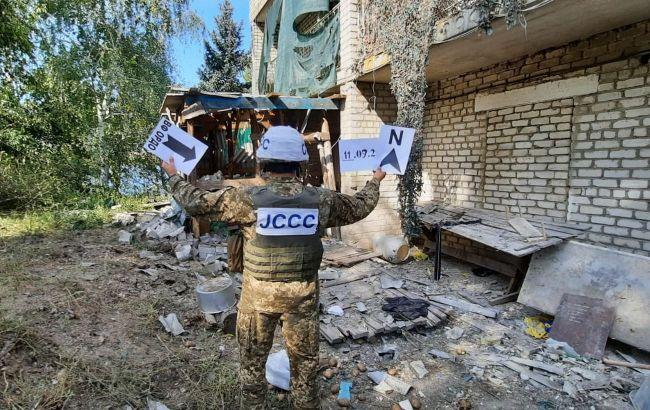 Бойовики обстріляли Новогнатівку з артилерії і потрапили в будинок