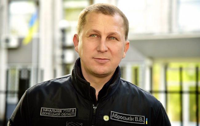Один із затриманих учасників блокади був раніше засуджений за вбивство, - Аброськін