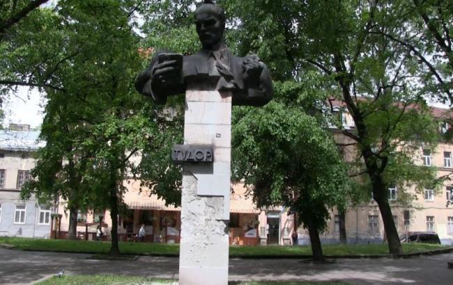 Фото: Пам'ятник Тудору (radiosvoboda.org)