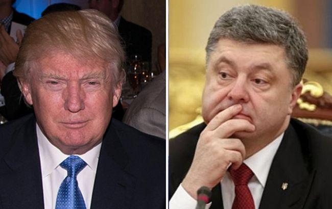 Трамп повинен зустрітись із Порошенком перед зустріччю з Путіним, - сенатори