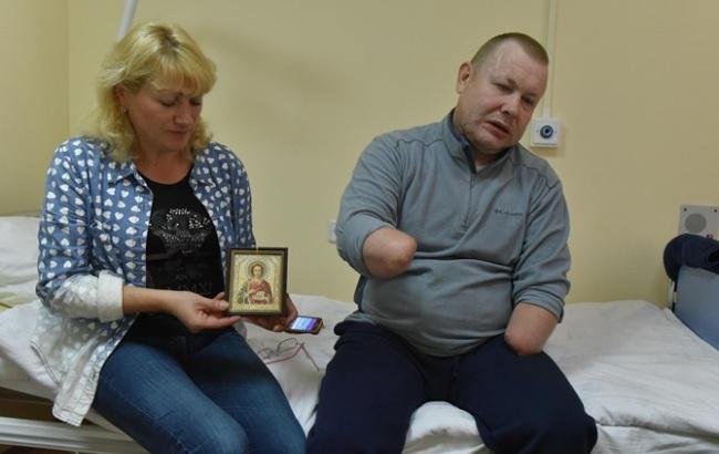 """Фото: Жемчугов з дружиною (""""КП в Україні"""")"""