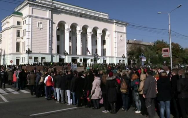 Фото: Похороны Моторолы (kp.ua)
