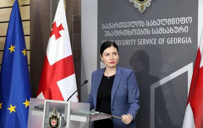 Фото: Нино Гиоргобиани (facebook.com/State Security Service Of Georgia)