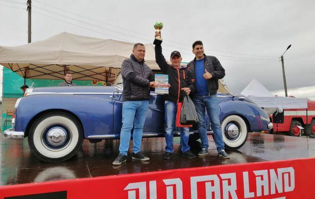 Названы лучшие автомобили осеннего фестиваля OldCarLand в Киеве
