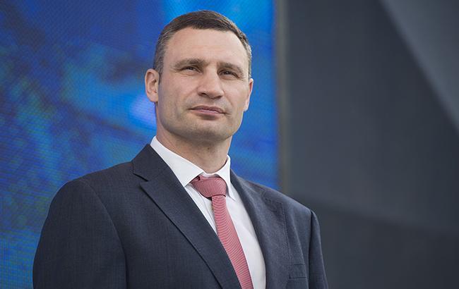 Фото: Виталий Кличко (http://kievcity.gov.ua)